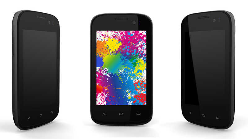 Smartphone Trooper X3 5 With A Main Unit Price Of 7000 Yen Is Equipped With Android 4 2 3 5 Inch Liquid Crystal And Also Supports Dual Sim Gigazine