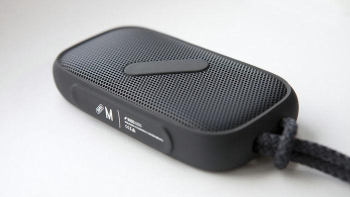 小型ボディに6つのスピーカーを備えてBluetoothで接続可能なスピーカー「NudeAudio Super-M」