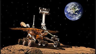 NASAが約2億キロ離れた火星探査...
