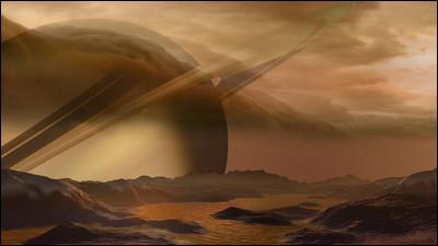 土星の第6衛星タイタンに謎の「進化」が見られたことを探査機カッシーニが記録