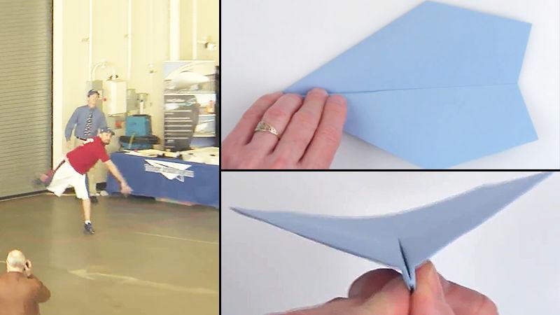 ハート 折り紙 折り紙 飛行機 よく飛ぶ : gigazine.net