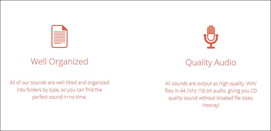 Effect sound generator kit