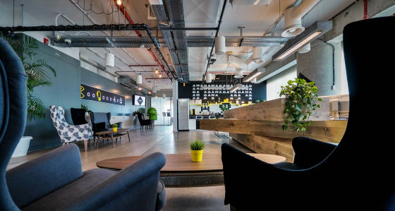 Google office snapshots Design Ideas Googles Office Seating Area In Tel Aviv Israel It Seems To Be Used For Light Meetings And Work Gigazine Office Snapshots