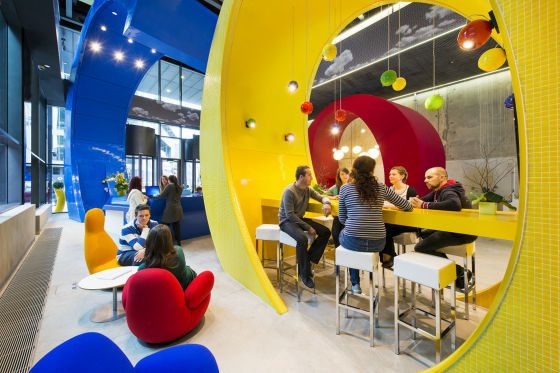 google office snapshots 2. Google In Dublin Is The Office That Oversees Europe. On First Floor There A Large Object Decorated With Google\u0027s Logo And It Colorful I Can Snapshots 2