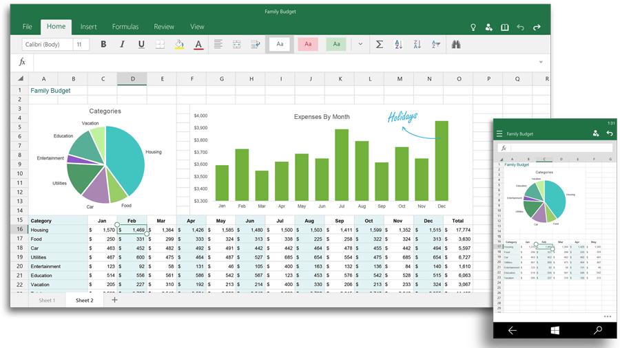 カレンダー カレンダー 1年分 : Microsoft Office 2016