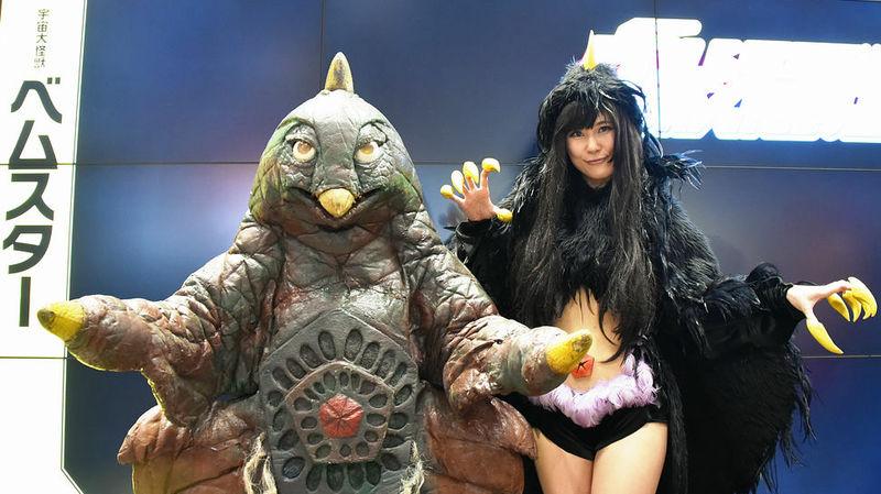 ウルトラ怪獣が美少女になる「ウルトラ怪獣擬人化計画」進行中