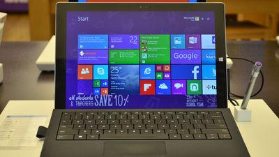 Microsoftがより安価な「Surface」を開発中、搭載OSは機能制限なしの完全版Windows