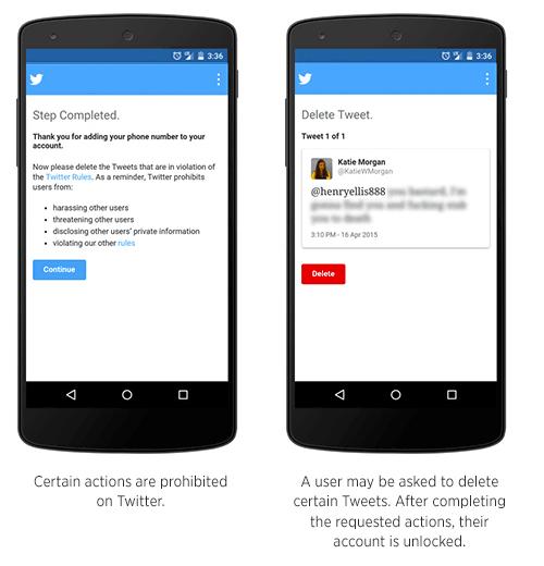 Twitterが利用ポリシーを一部変更、違反者は一時的にアカウント ...
