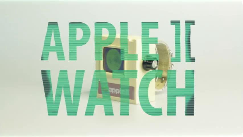 apple ii watch は往年の名機をすごいレベルでスマートウォッチ化