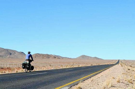 海外ツーリングで自転車盗難に ...