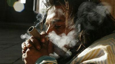 「ガンジャ 喫煙」の画像検索結果