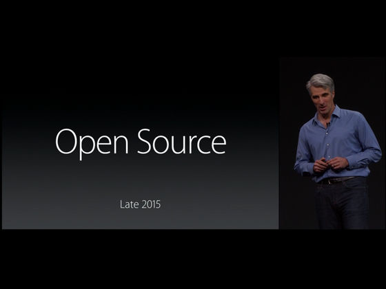 Open Source Of Apple 39 S Programming Language Swift 2