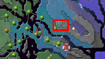 Strategy game creeper world 3 arc eternal to prevent enemy after this when the creepers came a meteorite there was a beam weapon to shoot down the meteorite and it became possible to directly attack the periphery gumiabroncs Gallery