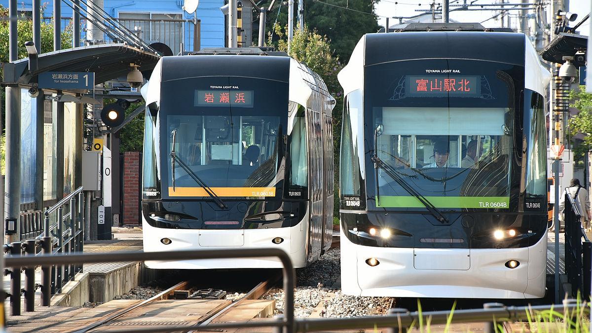LRT化して利便性が大幅に向上し...