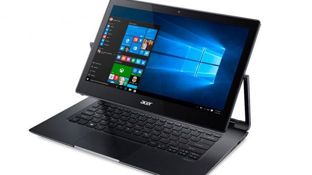 Windows 10搭載の2in1コンバーチブル型ノートPC「Aspire R13」と2in1「Chromebook ...