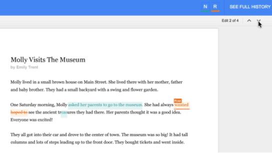 googleドキュメント スプレッドシートが教育現場でより使いやすく進化
