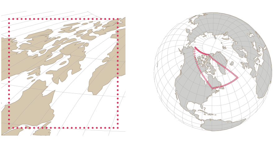 Visualizing map distortion that you can experience how distorted by visualizing map distortion that you can experience how distorted by map projection method in 2d and 3d gumiabroncs Image collections