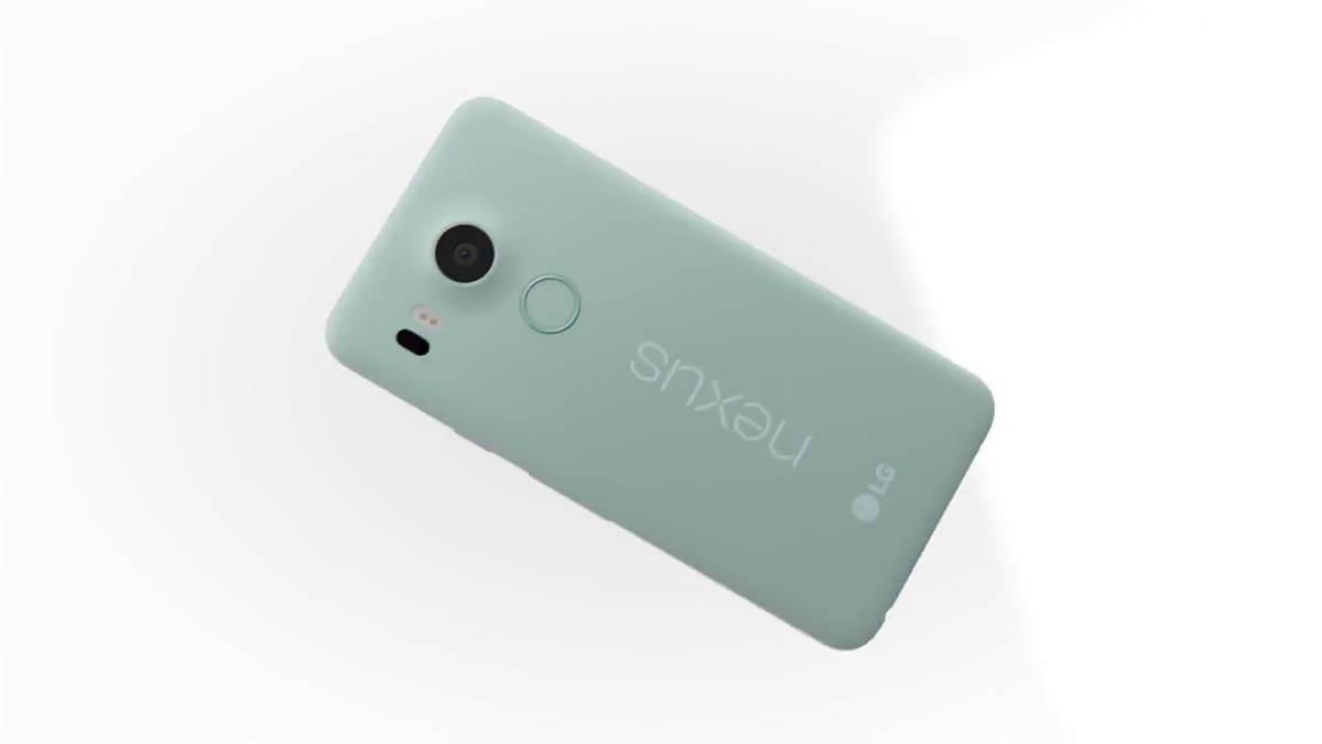 """Official video of Google's """"Nexus 6P"""" and """"Nexus 5X ..."""