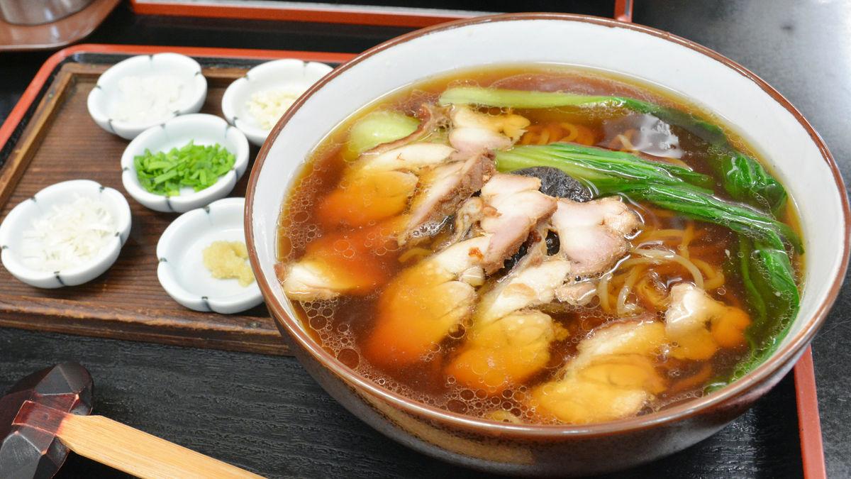 日本で初めて食べられたラーメンを再現したいにしえの味 ...