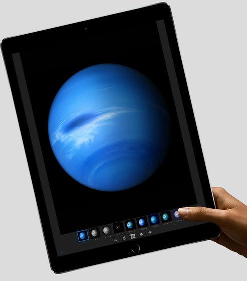 大画面12.9インチ「iPad Pro」の価格とオンライン&店頭販売の日時をAppleが公開