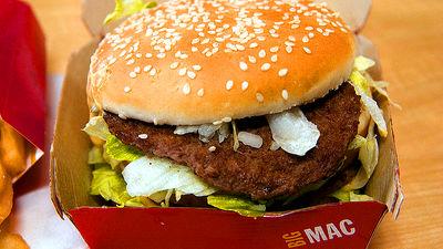 マクドナルドのビッグマックを寿司に変身させた「ビッグマック寿司ロール」が登場、誰でも家庭で作れるレシピはこんな感じ - GIGAZINE