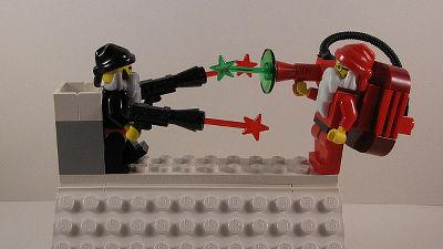 ハッカー集団「Phantom Squad」がオンラインゲームにクリスマスDDoS攻撃を実施