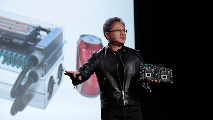 ボード1枚でMacBook Pro150台分の能力を持ち自動運転カーを実現する「NVIDIA Drive PX 2」