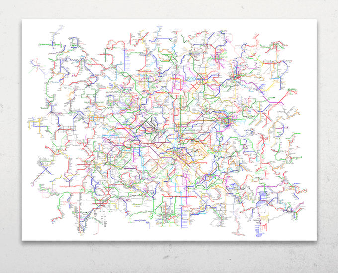 The world metro map which the railroad lines of more than 200 cities with routes in the world metro map are as follows gumiabroncs Choice Image