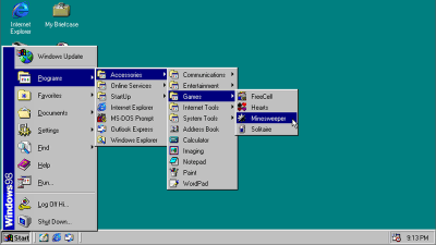 windows 98 emulator win 7