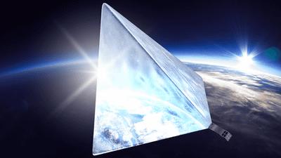 人工衛星として夜空に最も明るい星を打ち上げる驚愕のプロジェクト「Mayak」