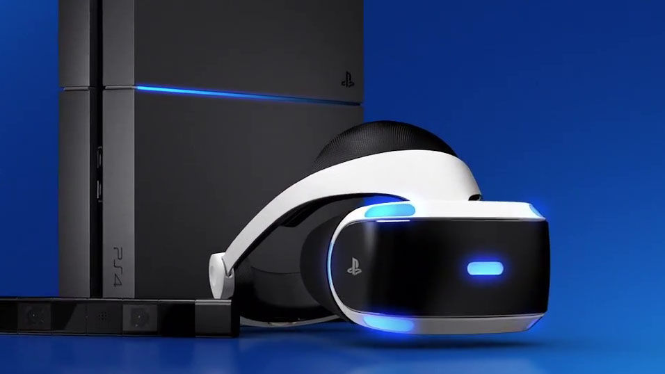 Ps4 vr release date in Melbourne