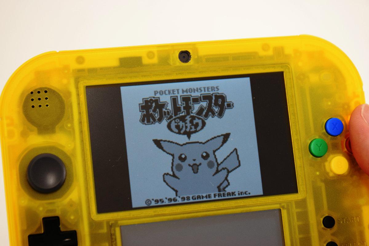 1万円で3ds用ゲームし放題の「ニンテンドー2ds」と3dsの違いは