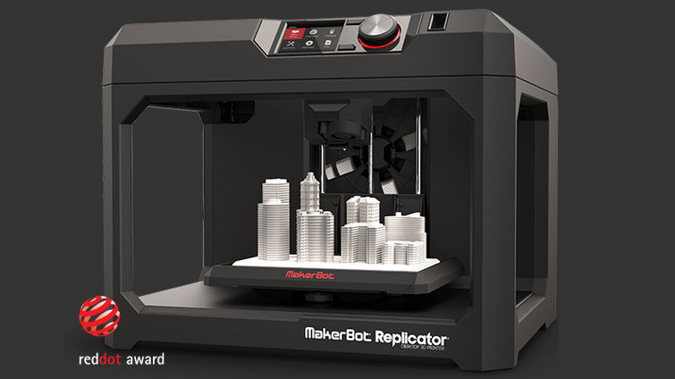 3dプリンターメーカー・makerbotが自社製造を断念して外部委託を決定 Gigazine