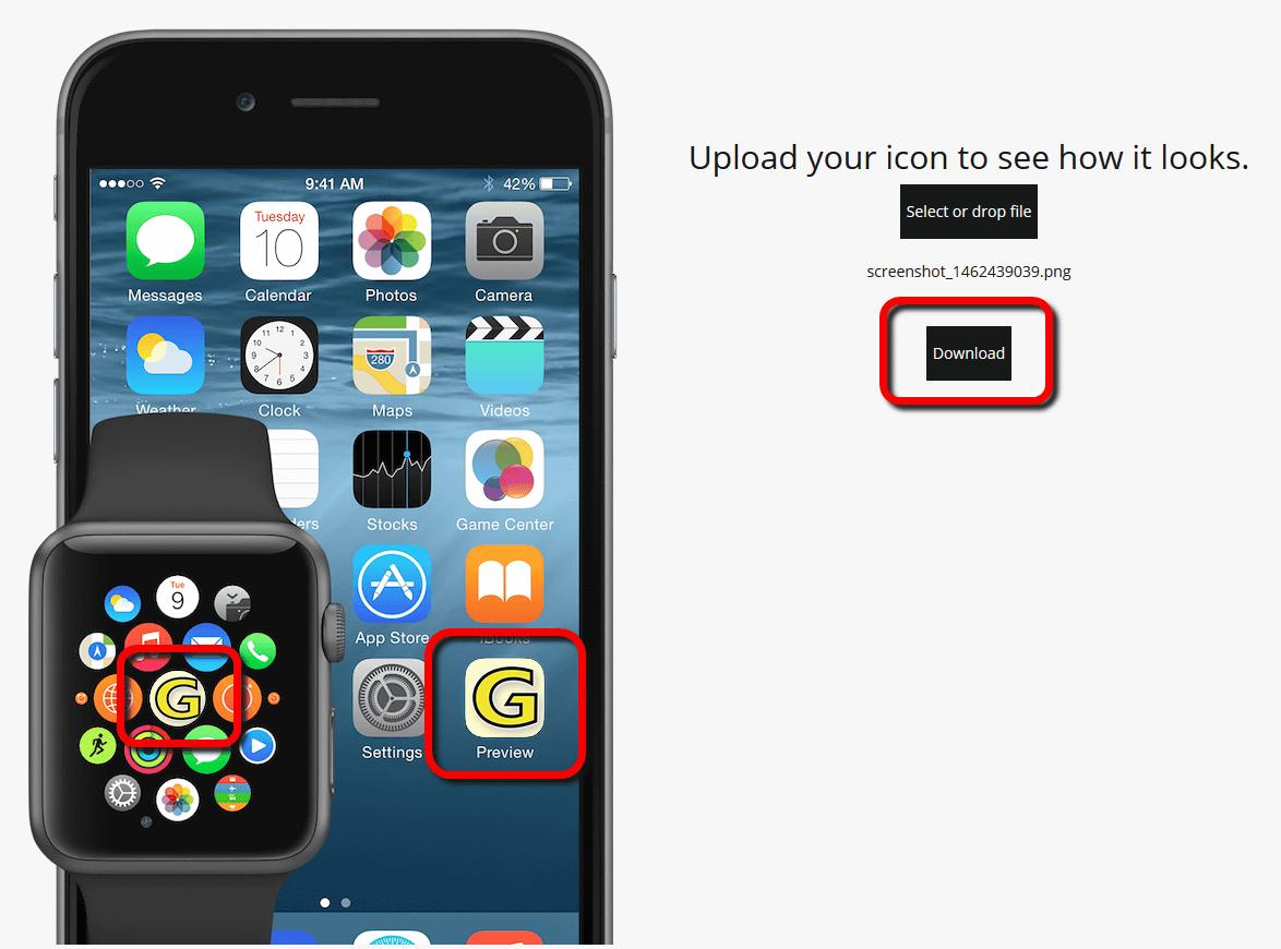 無料でapp Storeやgoogle Playにアプリを出すときのスクリーンショット