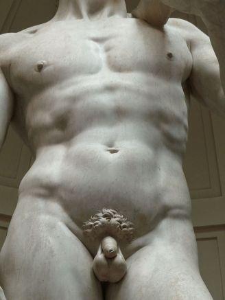 Статуя пенис