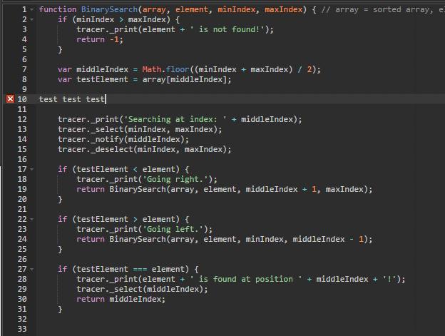 アルゴリズムをビジュアル表示できコードでも確認できるサイト「Algorithm Visualiz