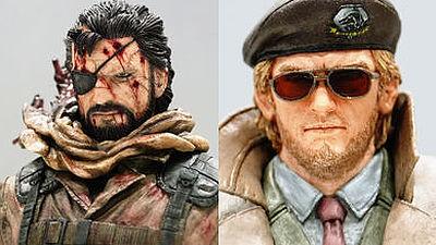 Busted Bust Of Metal Gear Solid V S Venom Snake And Kazuhira Mirror Gigazine The living human tragedy kazuhira mcdonnell benedict miller. gigazine