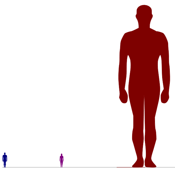 身長 差 シュミレーター