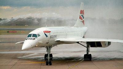 夢の超音速旅客機「コンコルド」が商業的失敗に終わってしまった理由とは