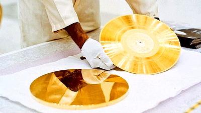 ボイジャー計画40周年記念・ゴールデンレコード復刻版の制作計画が進行中