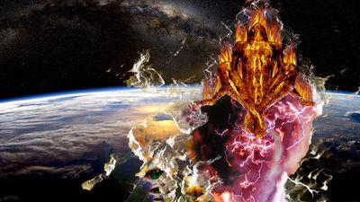 地球を一瞬で破壊し宇宙さえも消...
