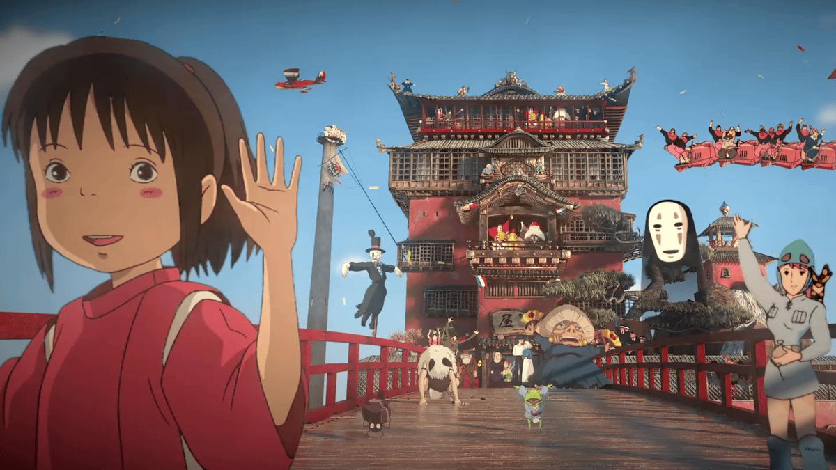 character analysis hayao miyazaki
