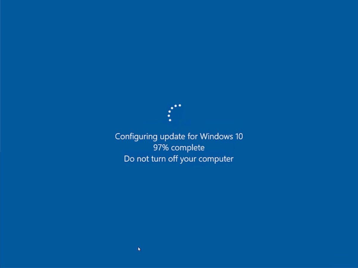 On Windows 10, there is a risk that you can avoid