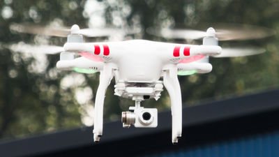 Apple Could Overthrow Google Maps Could Use The Drones To Improve - Drone maps google