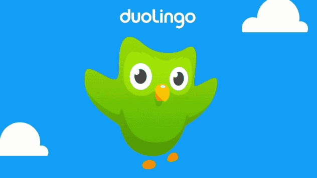 Duolingo, a free English learning tool for free, predicts
