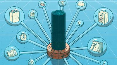 Amazonの音声認識「Alexa」は世界のIoTを席巻し「スマートフォンの次」のプラットフォームの覇者となりつつある