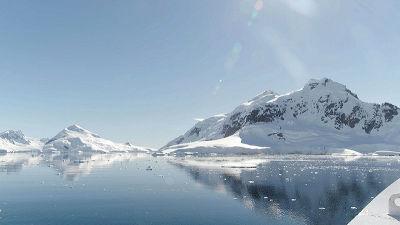 南極大陸が氷に覆われることにな...