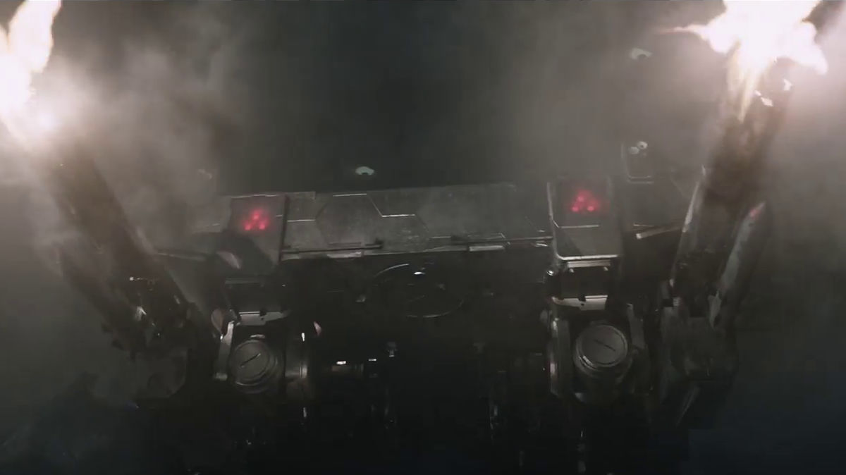 Major Ma Vs Legacy Trailer Ghost In The Shell Full Of New Cuts Such As Fight With Multi Legged Tanks And Mysterious Thugs Gigazine