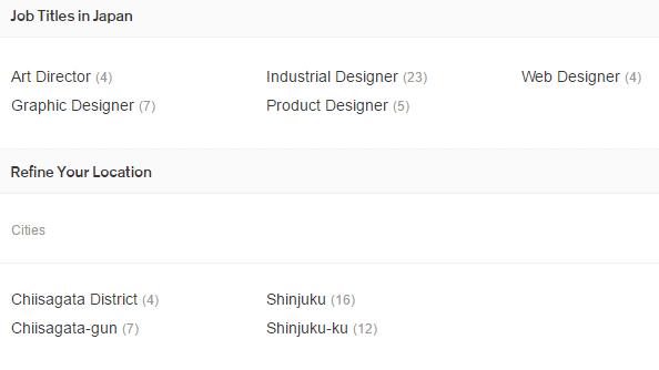 Character Designer Salary In Japan : デザインの仕事の平均年収がわかる「design salary guide」 gigazine
