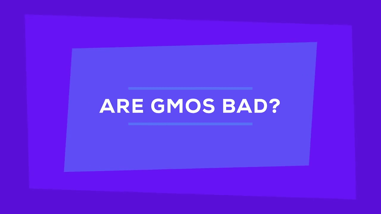 gmos good or bad Gmo facts what is a gmo genetically modified organisms (gmos) are living organisms whose genetic material has been artificially manipulated in a laboratory through genetic engineering.